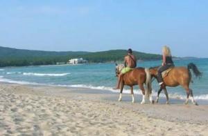 Езда по плажа