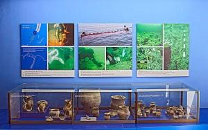 """Музейна  експозиция """" Тайните от морското дъно""""  - Китен"""