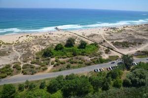 Пясъчни дюни Приморско